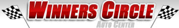 Winners Circle Autos Logo